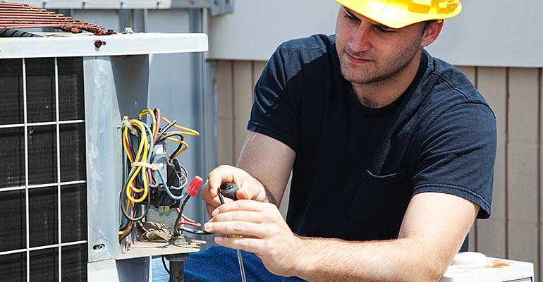 heating and ac repair and installation services