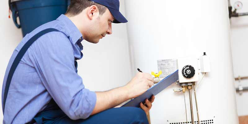 water heater repair and replacement services